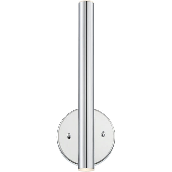 Forest Chrome LED Wall Sconce - Wall Sconces