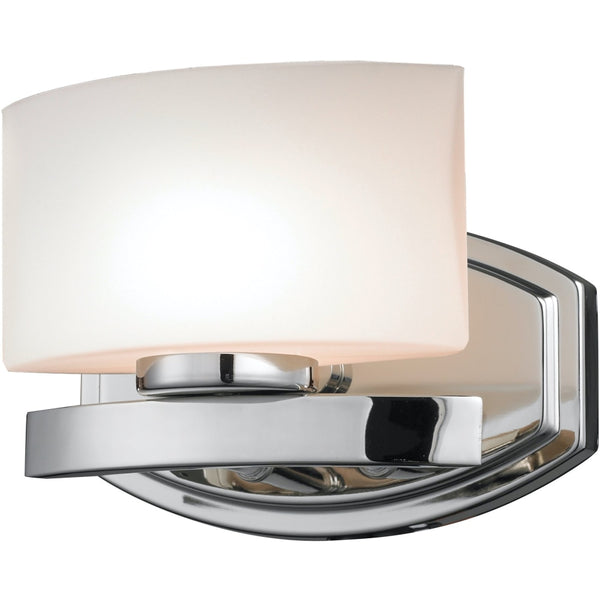 Galati Chrome Wall Sconce - Wall Sconces