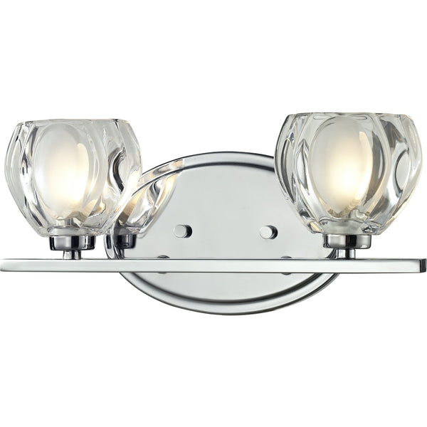 Hale Chrome LED Vanity - Bath & Vanity