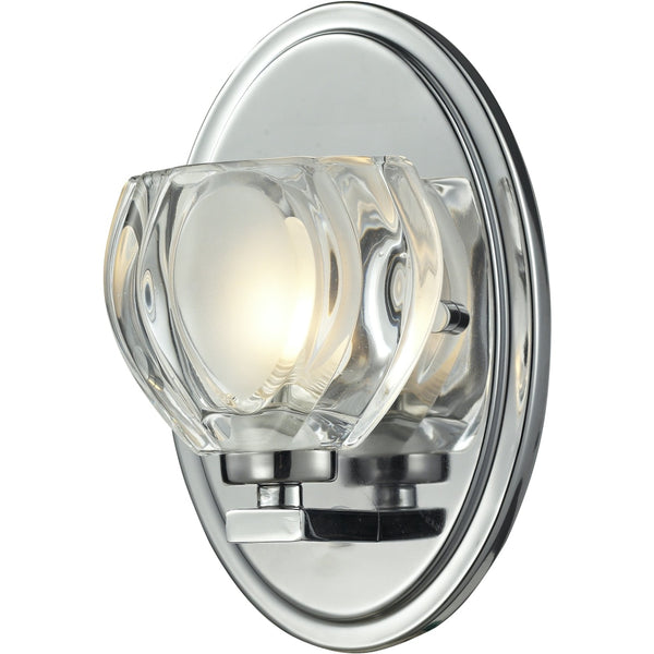 Hale Chrome LED Wall Sconce - Wall Sconces