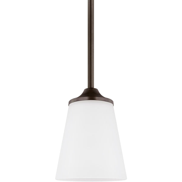 Hanford Burnt Sienna LED Mini-Pendant - Mini-Pendants