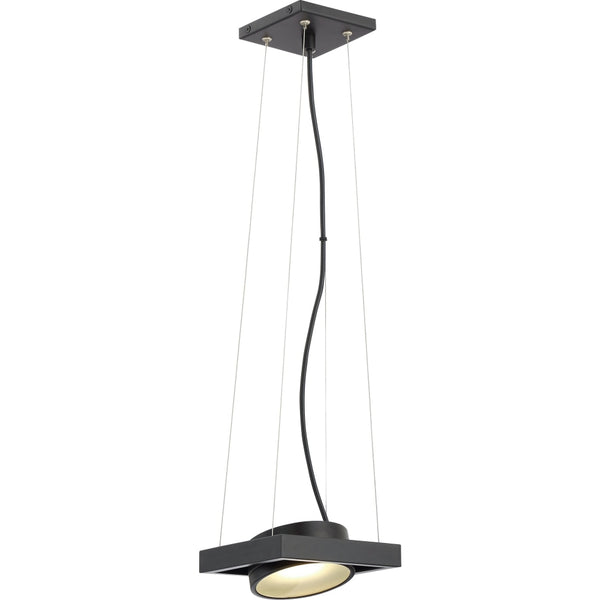Hawk Black LED Pendants - Pendants