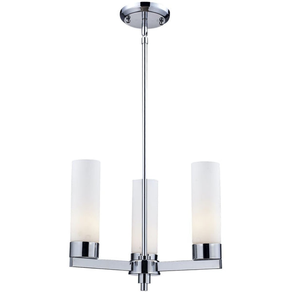 Ibis Chrome Chandelier - Chandeliers