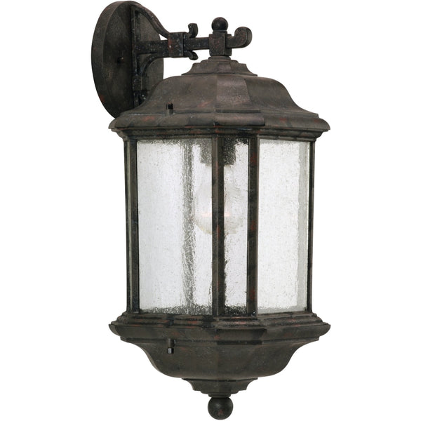 Kent Oxford Bronze Outdoor Wall Lantern - Outdoor Wall Sconce