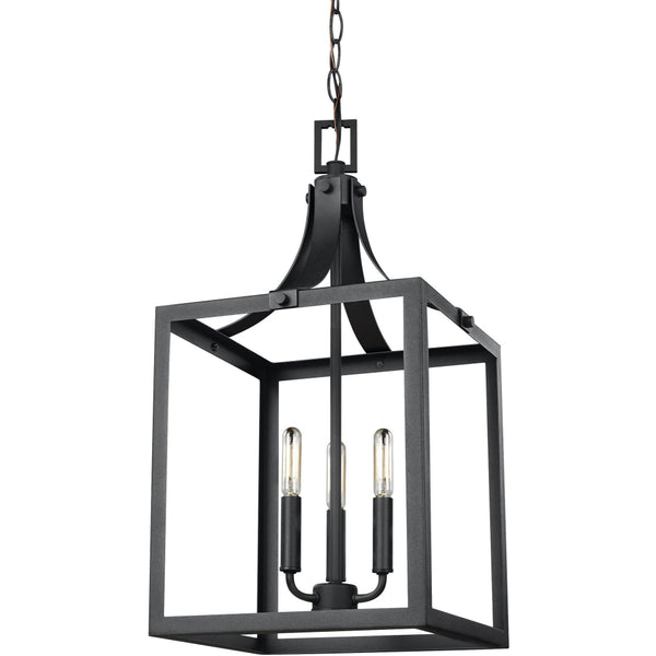Labette Black LED Pendant - Pendants