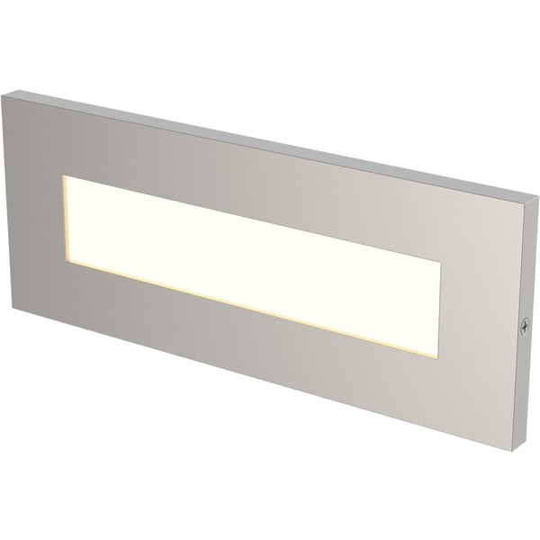 LED Brick Lighting Satin Nickel LED Vitra LED Brick Light-849 - Landscape Lighting