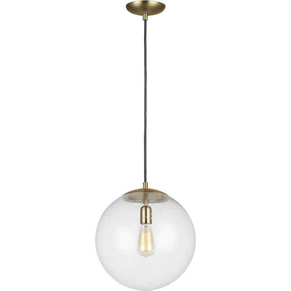 Leo Satin Bronze LED Pendant - Pendants