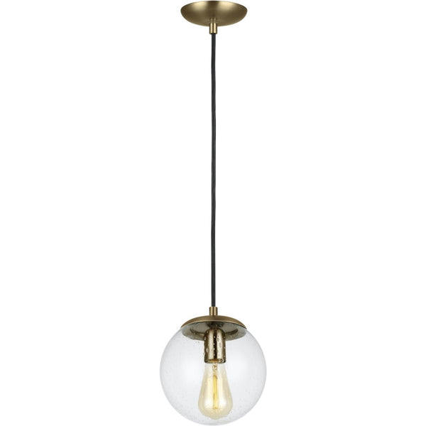 Leo Satin Bronze Pendant - Pendants