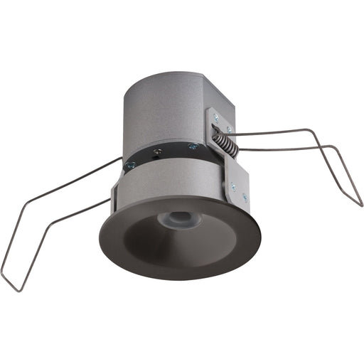 Lucarne LED Niche Painted Antique Bronze LED 24V 3000K Fixed Round Down Light-171 - Recessed