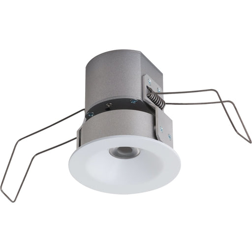 Lucarne LED Niche White LED 24V 3000K Fixed Round Down Light-15 - Recessed
