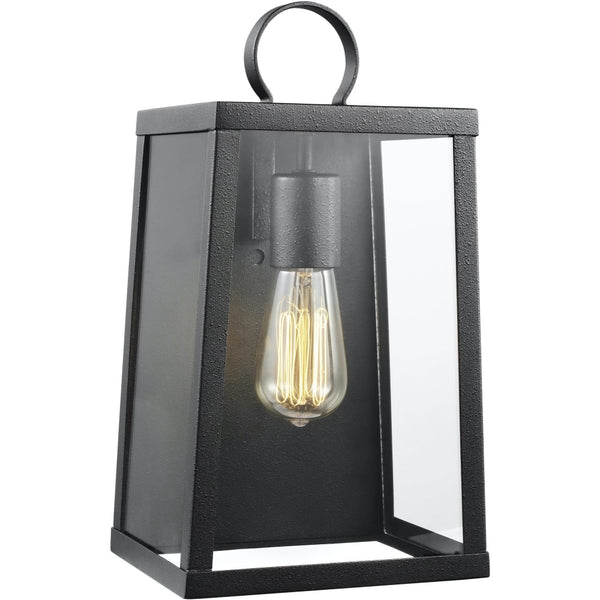 Marinus Blacksmith LED Outdoor Wall Lantern - Outdoor Wall Sconce