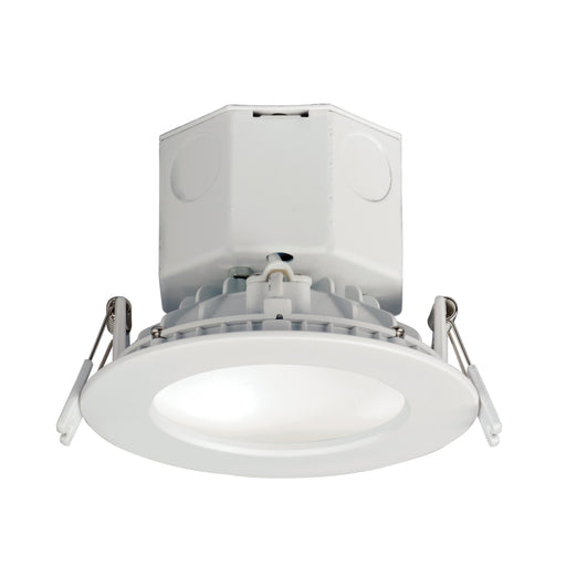 Maxim Cove White 1 Light LED 4 Inch Recessed Downlight 3000K 57792WTWT
