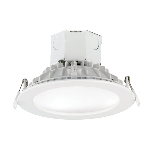 Maxim Cove White 1 Light LED 6 Inch Recessed Downlight 4000K 57798WTWT