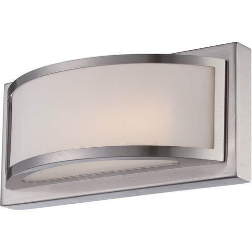 Mercer Brushed Nickel LED Wall Sconce - Wall Sconce