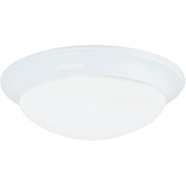 Nash White LED Flush Mount - Flushmounts