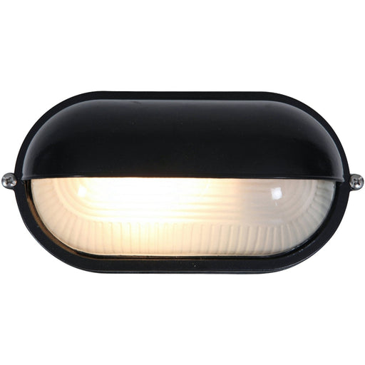 Nauticus Black Outdoor Wall Sconce - Outdoor Wall Sconce