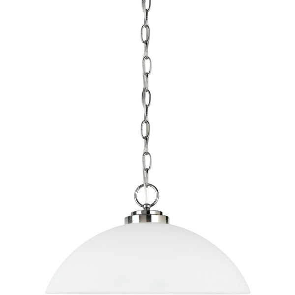 Oslo Chrome Pendant - Pendants