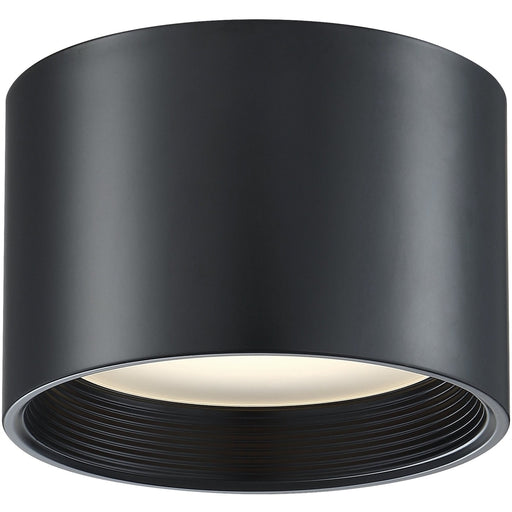 Reel Black LED Flush Mount - Flushmounts