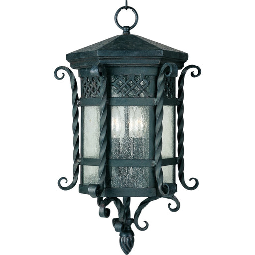 Scottsdale Country Forge Outdoor Hanging Lantern - Outdoor Hanging Lantern