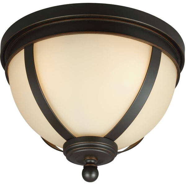 Sfera Autumn Bronze LED Flush Mount - Flushmounts