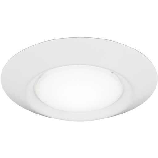 Traverse LED Lyte White LED 6in Traverse Lyte Round T24 3000K 90CRI White - Recessed