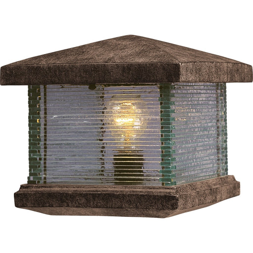 Triumph VX Earth Tone Outdoor Deck Lantern - Outdoor Deck Lantern