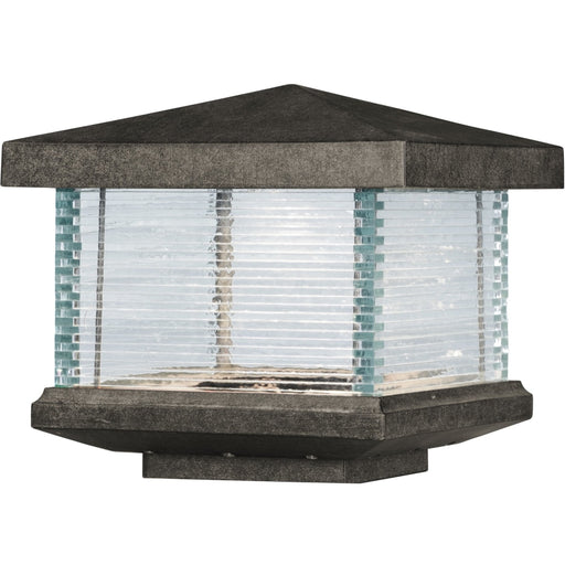 Triumph VX LED Earth Tone LED Outdoor Deck Lantern - Outdoor Deck Lantern