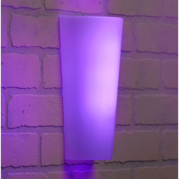 Vivid High Gloss Wireless LED Wall Sconce - Wireless Wall Sconce