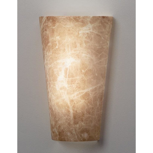 Vivid Sand Granite High Gloss Wireless Battery Operated Wall Sconce - Wireless Wall Sconce