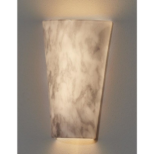 Vivid Stone High Gloss Wireless Battery Operated Wall Sconce - Wireless Wall Sconce