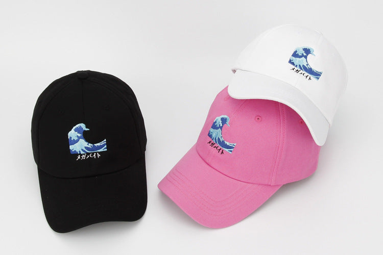 """WAVE PART 2"" HAT"