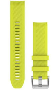Quickfit 22 Watch Bands - Amp Yellow