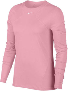 W Pro Long Sleeve Mesh Top