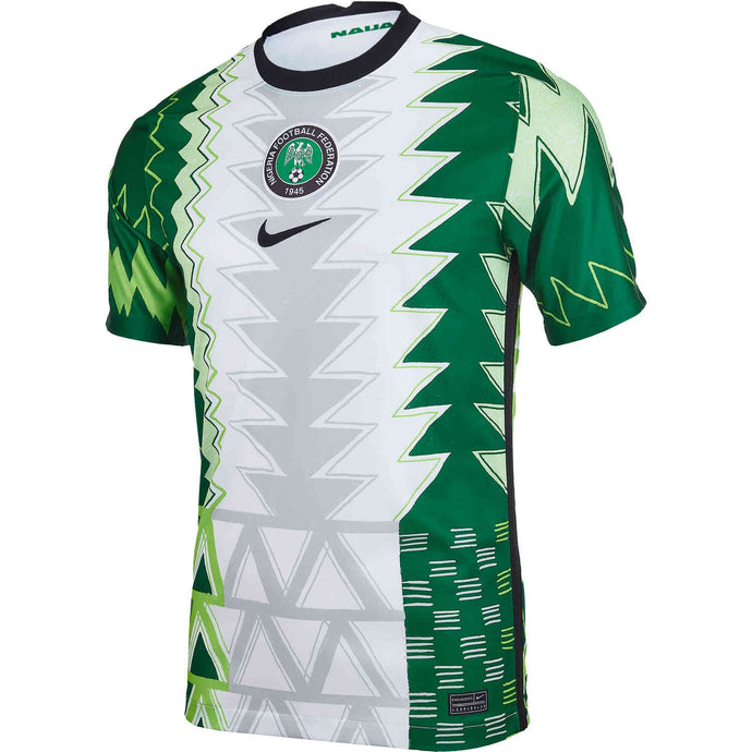Men's Nigeria Home Jersey 2020