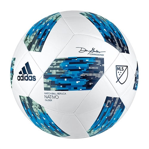 Adidas MLS 2018 Glider Nativo Ball