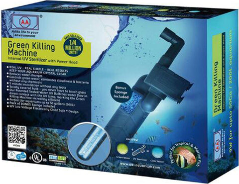 Green Killing Machine Internal Uv Sterilizer Kit