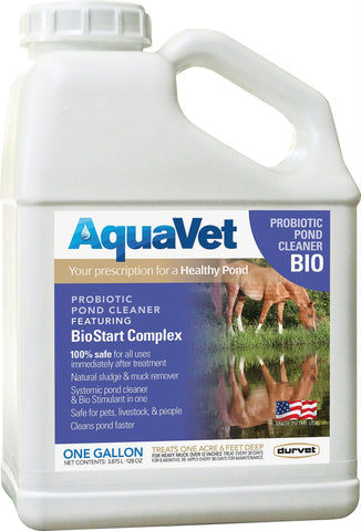 Aquavet Probiotic Pond Cleaner