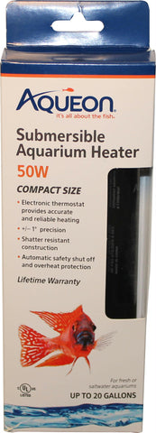 Aqueon Submersible Glass Heater