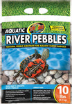 Aquatic River Pebbles For Aquatic Turtle Habitats