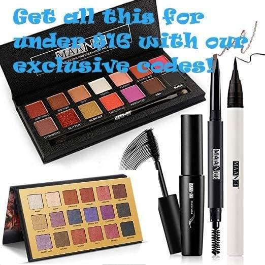 Eye Makeup Kit for Under $10 and More!