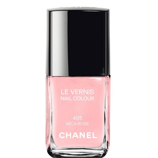 Chanel Le Vernis Nail Colour - 495 Mica Rose