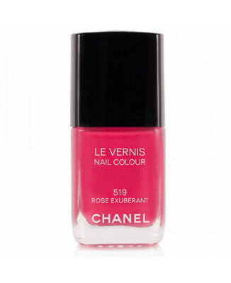 Chanel Le Vernis Nail Colour - 519 Rose Exuberant