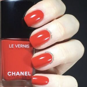 Chanel Le Vernis Nail Color - 546 Rouge Red