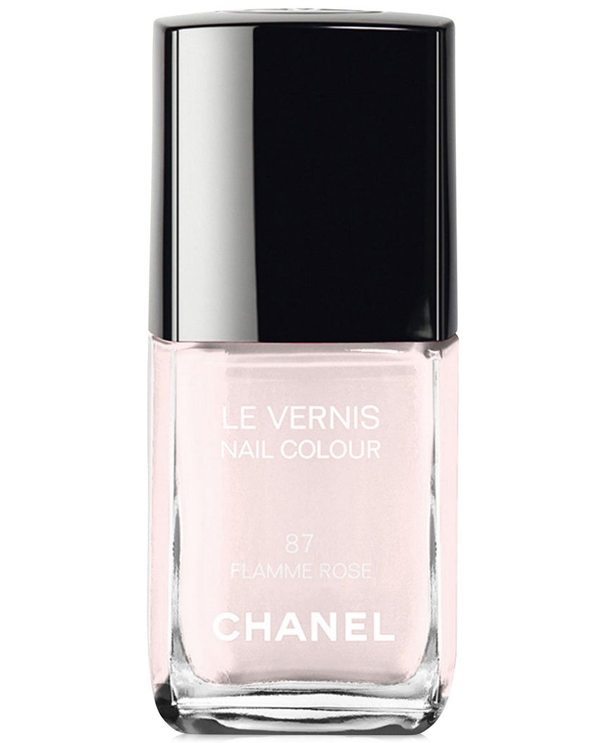 Chanel Le Vernis Nail Colour - 87 Flamme Rose