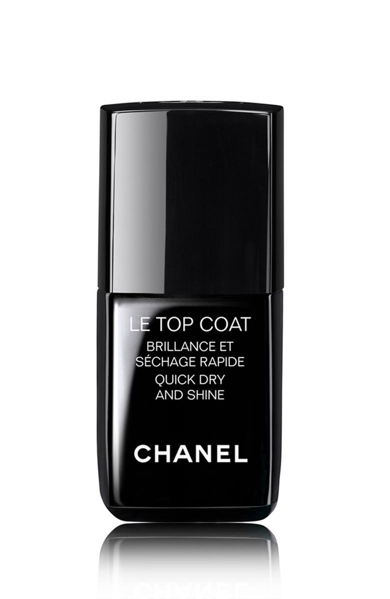 Chanel Le Top Coat - Quick Dry and Shine