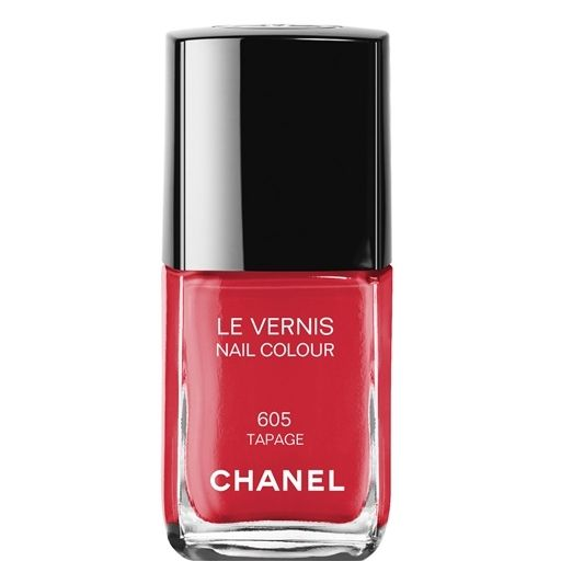 Chanel Le Vernis Nail Colour - 605 Tapage