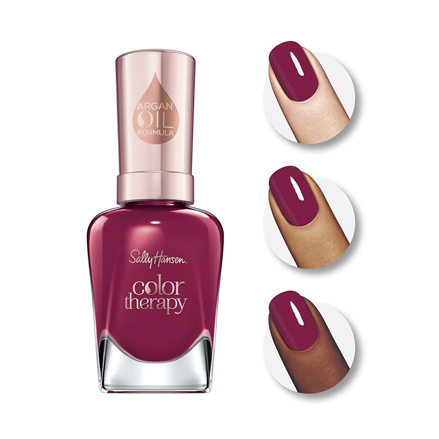 Sally Hansen Color Therapy - 380 Ohm My Magenta