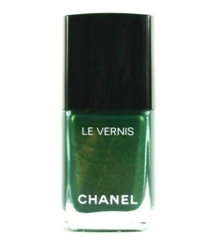Chanel Le Vernis Nail Colour - 536 Emeraude - Nail Polish