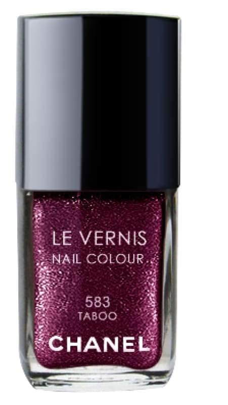 Chanel Le Vernis Nail Colour - 583 Taboo - Nail Polish