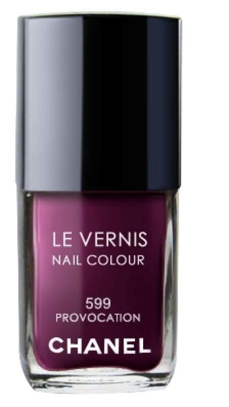 Chanel Le Vernis Nail Colour - 599 Provocation - Nail Polish
